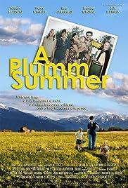 A Plumm Summer Poster