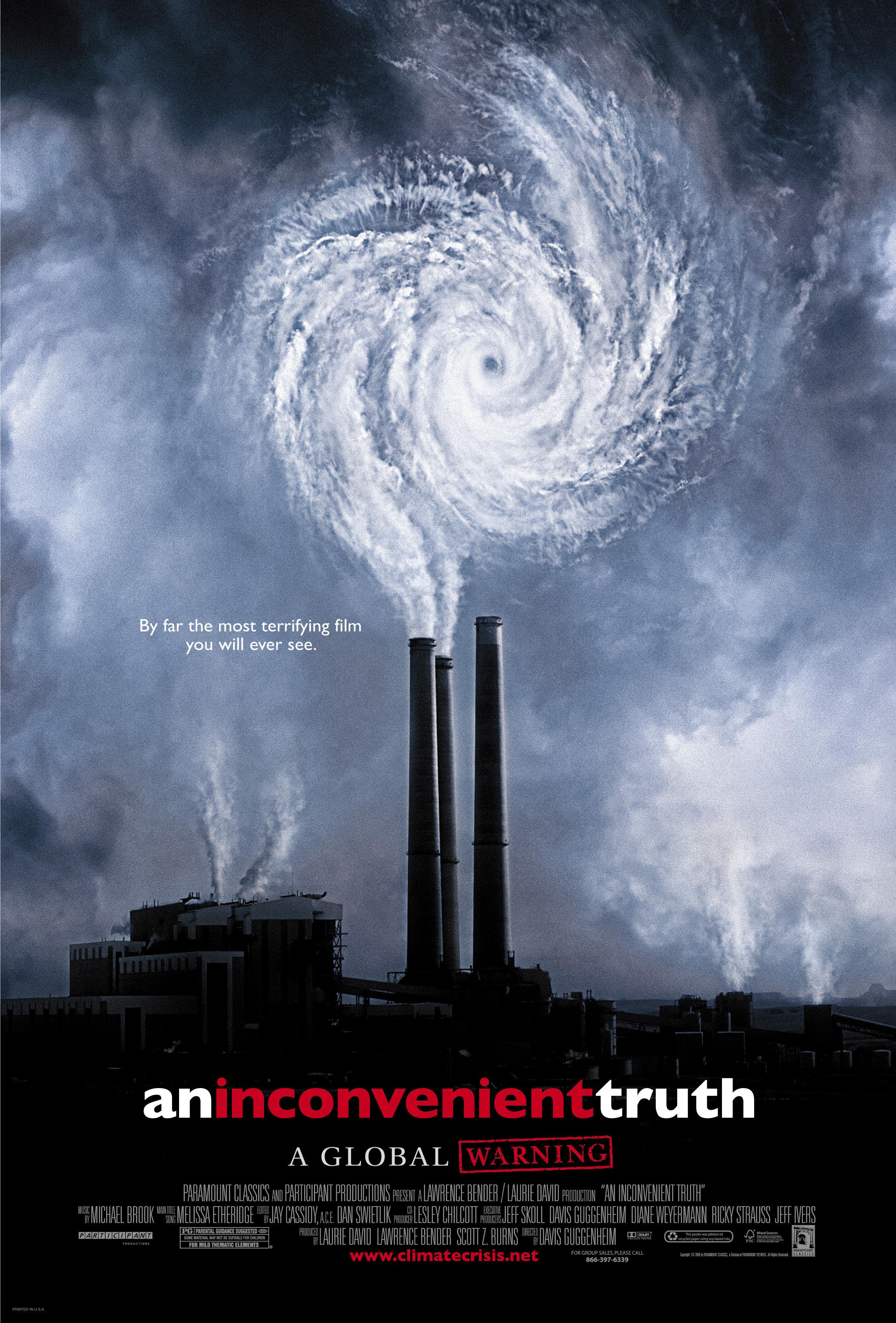 o documentario uma verdade inconveniente