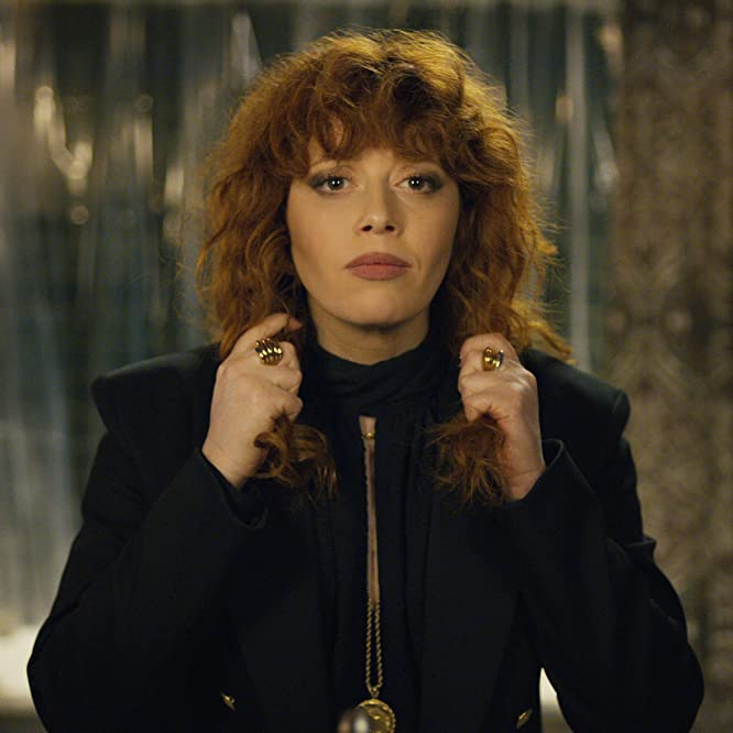 Natasha Lyonne in Russian Doll (2019)