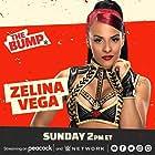 Thea Trinidad in WWE's the Bump (2019)