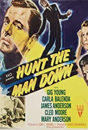 Hunt the Man Down Poster