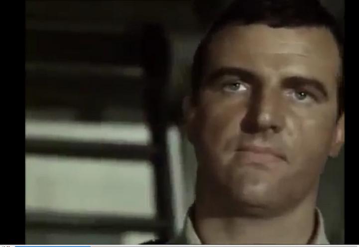 Derek Newark in The Baron (1966)