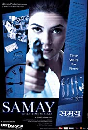 Samay: When Time Strikes Poster