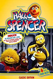 The Hallo Spencer Show Poster
