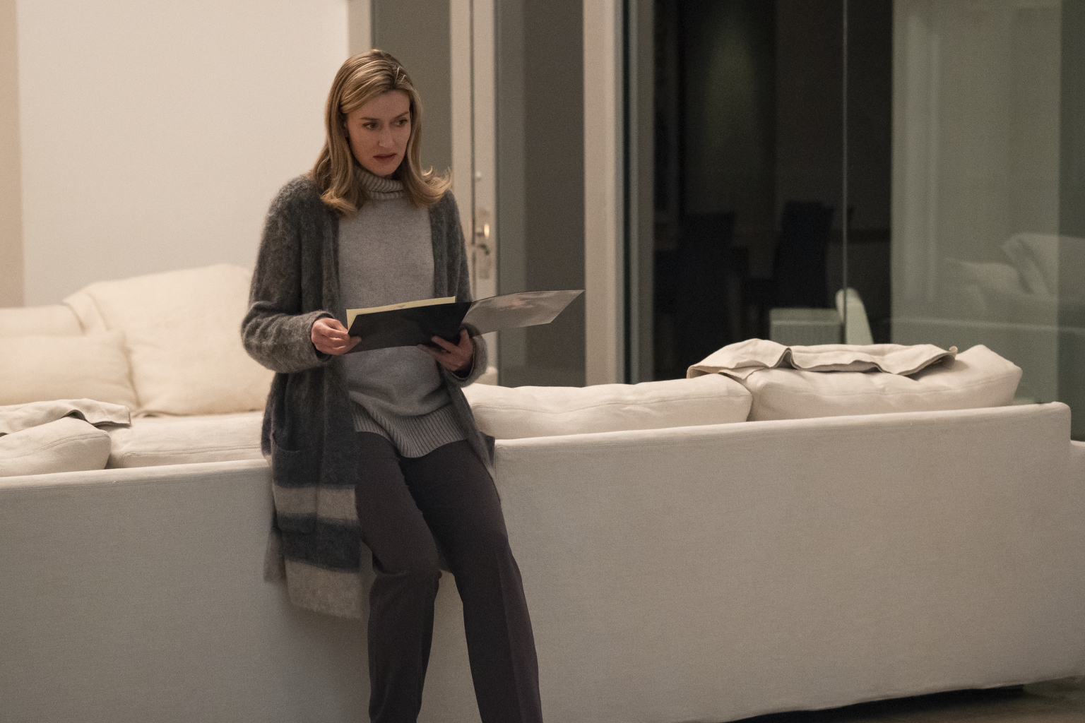 Natascha McElhone in The First (2018)