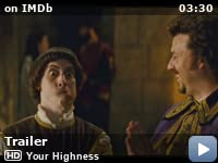 Your Highness 2011 Imdb