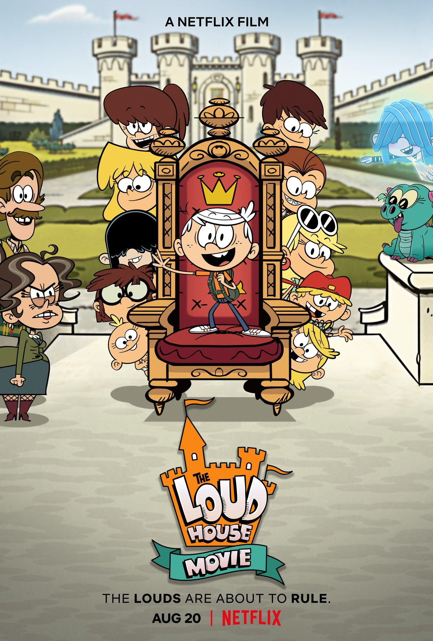 Free Download The Loud House Full Movie