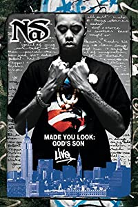 Welcome movie downloads Nas: Made You Look - God's Son Live [1080i]