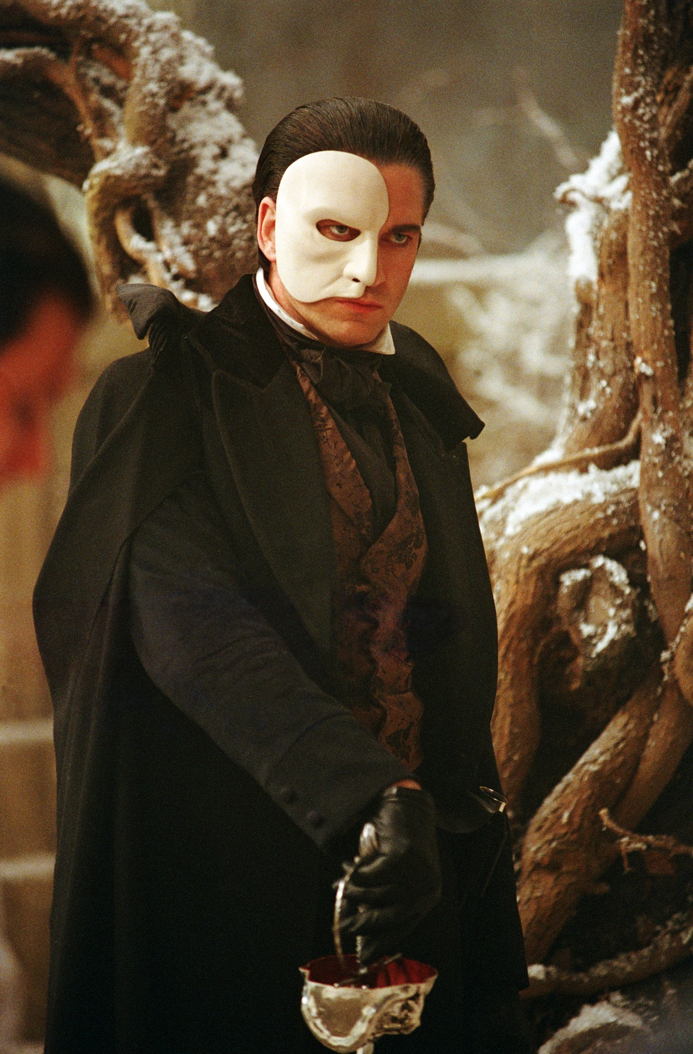 main characters in the phantom of the opera