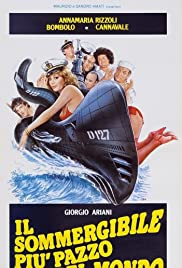 Crazy Navy Poster