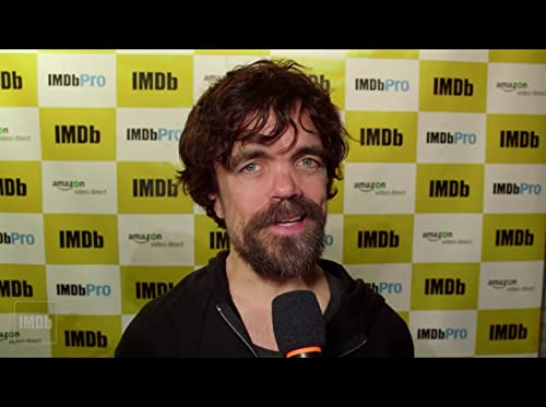 Peter Dinklage Receives 2017 IMDb STARmeter Award