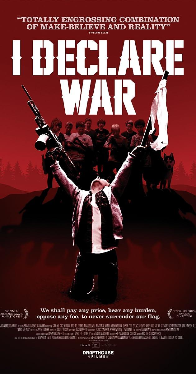 Subtitle of I Declare War