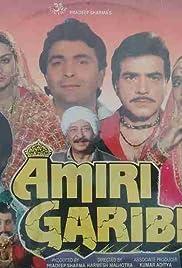 Amiri Garibi Poster