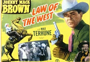 Ray Taylor Law of the West Movie