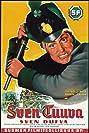 Sven Tuuva the Hero (1958) Poster