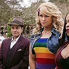 Niecy Nash, Judy Reyes, Jenn Lyon, and Karrueche Tran in Claws (2017)