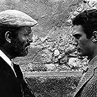 Omero Antonutti and Saverio Marconi in Padre padrone (1977)