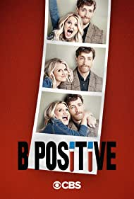 Annaleigh Ashford and Thomas Middleditch in B Positive (2020)