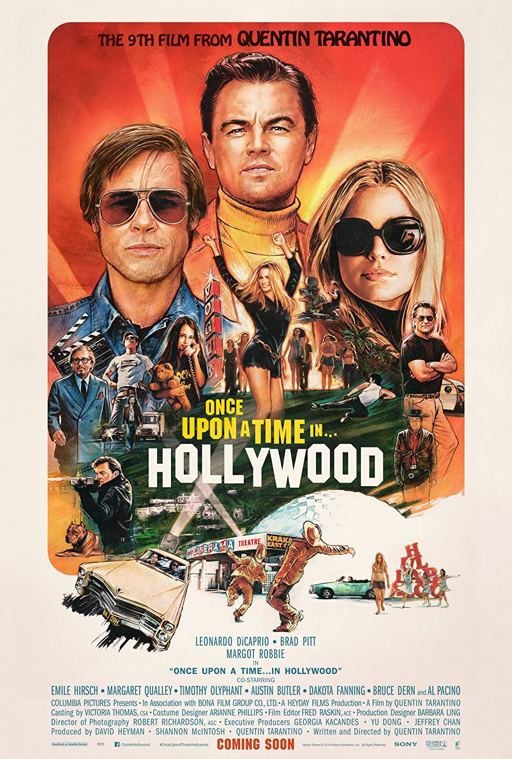 Once Upon a Time... In Hollywood (2019) - IMDb