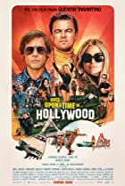 Once Upon a Time in... Hollywood (2019) Poster