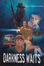 Conrad Brooks, Scott Schiaffo, Waylon Smith, Jenny Jannetty, Emily Whitcomb, and Jon Kettoman in Darkness Waits (2020)