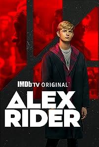 Otto Farrant in Alex Rider (2020)