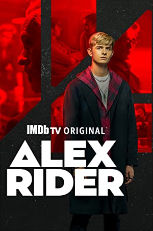 Amazon Prime Alex Rider (Season 1) {English with Subtitles} 720p HEVC WeB-HD [200MB]