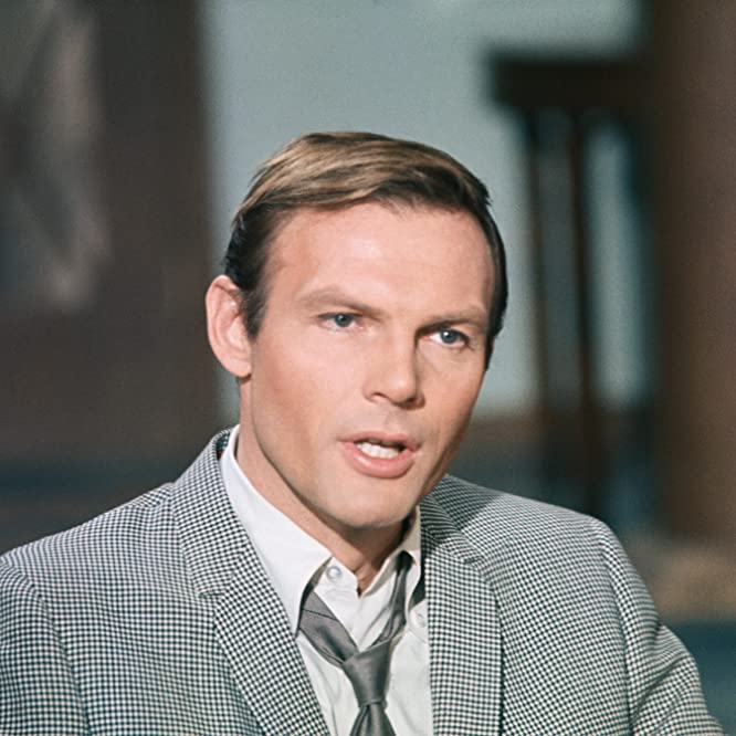 Adam West in Batman: The Movie (1966)