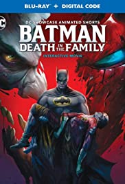 Batman: Death in the Family Poster
