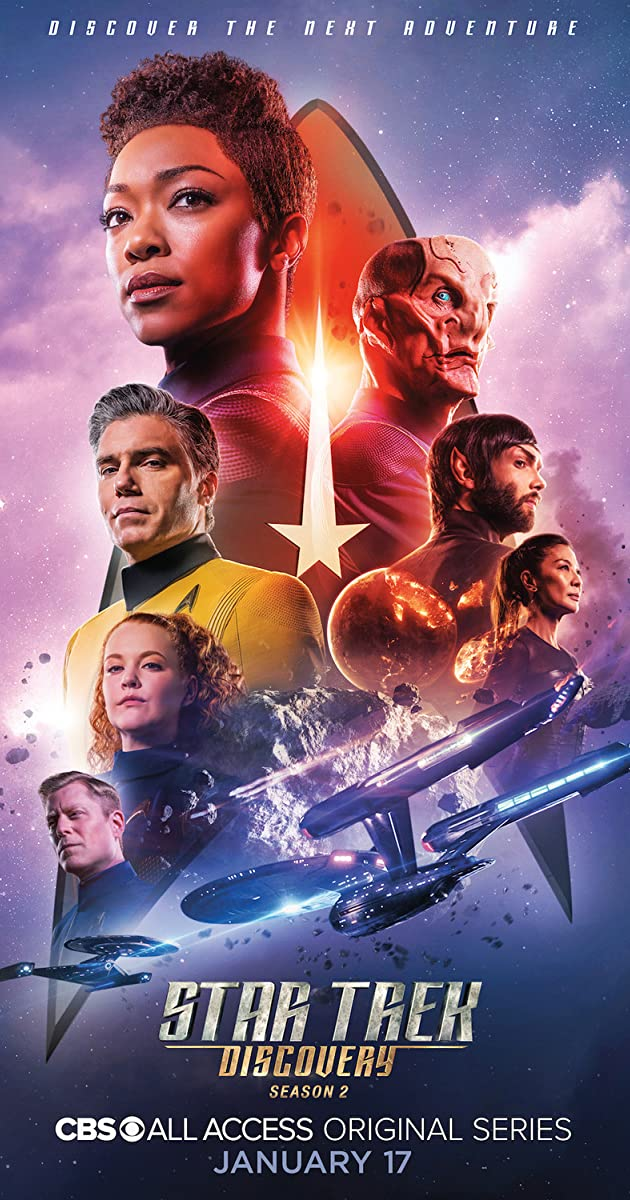 Star Trek: Discovery - Season 2 - IMDb