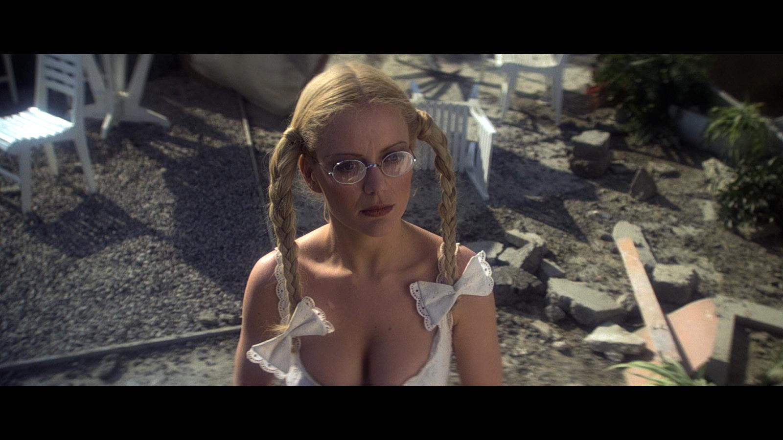 Blanche Ravalec in Moonraker 1979