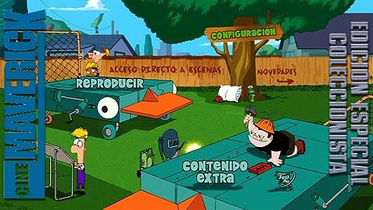 Movie website free watch Phineas y Ferb: A traves de la 2ª Dimensión Spain [HDRip] [1280x720p] [hd1080p], Vincent Martella, Daniel Retuerta, David Díaz