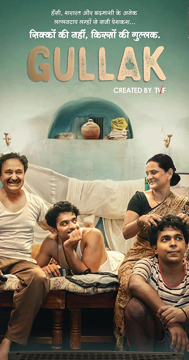 Download Gullak or watch streaming online complete episodes of  Season1 in HD 720p 1080p using torrent