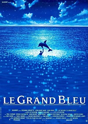 The Big Blue Poster Image