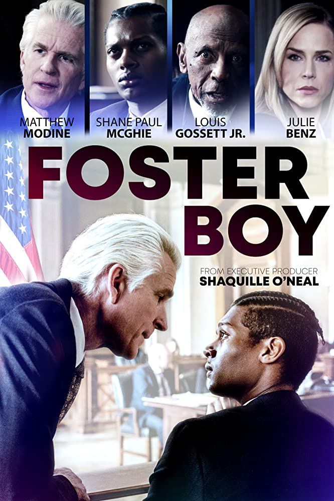 Foster Boy 2020 English 720p HDRip 800MB Download
