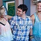 Freddie Stroma, Simon Bird, and Emily Berrington in The Inbetweeners 2 (2014)