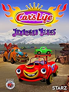 Site for free movie downloads Car's Life: Junkyard Blues by Michael Schelp [720px]