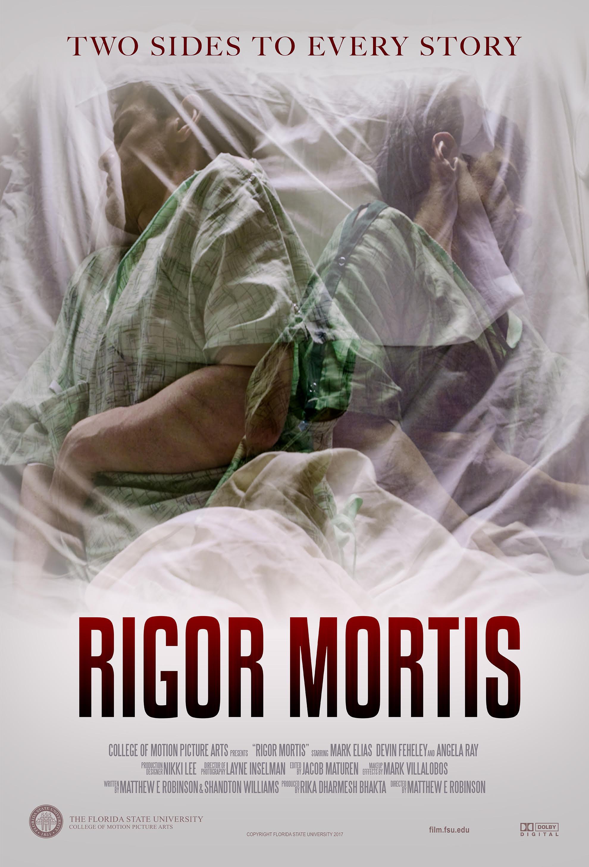 Rigor Mortis (2017) - IMDb