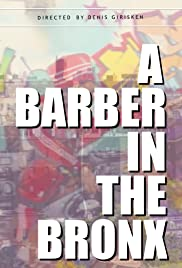 A Barber in the Bronx Poster