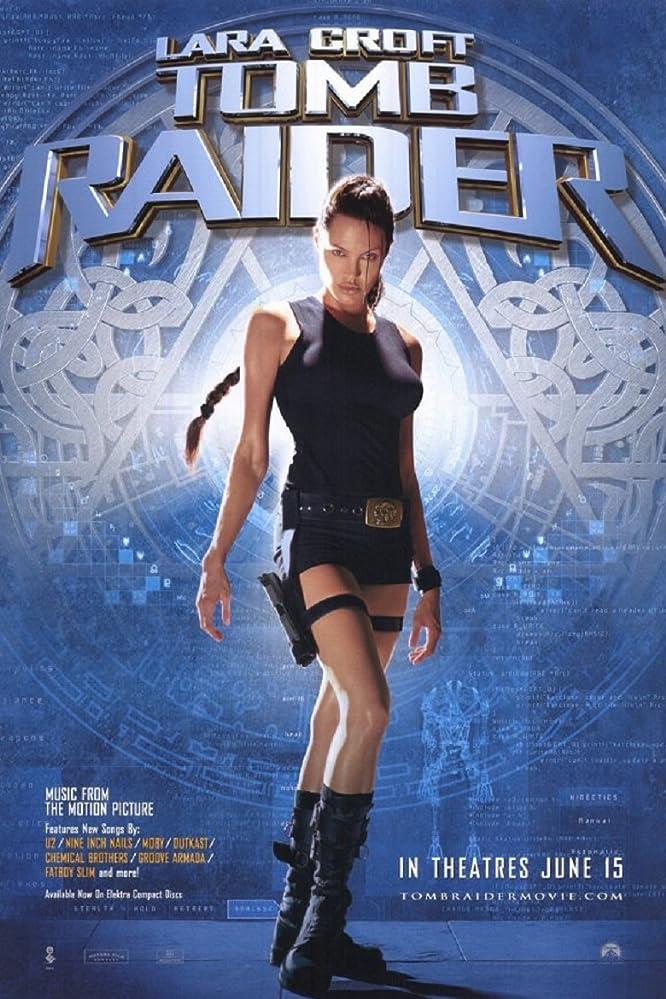 Lara Croft Tomb Raider 2001