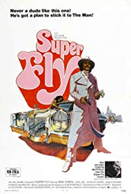 Ron O'Neal in Super Fly (1972)