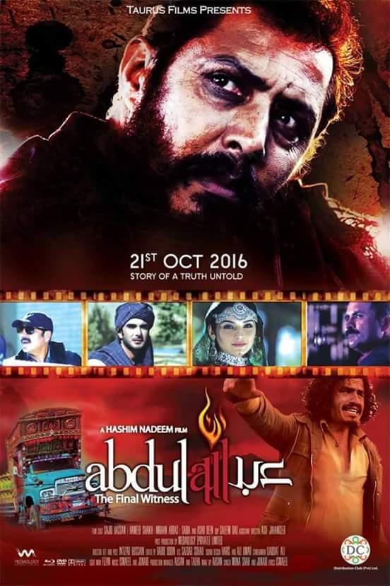Abdullah The Final Witness (2015) Urdu 720p HDRip x264 AAC 5.1 ESubs [700MB]