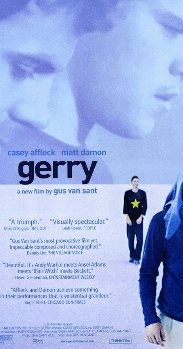 Subtitle of Gerry
