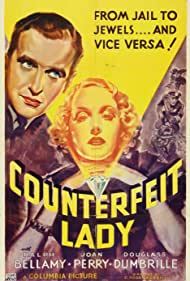 Ralph Bellamy and Joan Perry in Counterfeit Lady (1936)