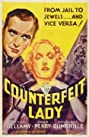 Counterfeit Lady (1936) Poster