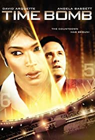 David Arquette and Angela Bassett in Time Bomb (2006)