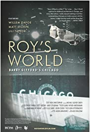 Roy's World: Barry Gifford's Chicago Poster