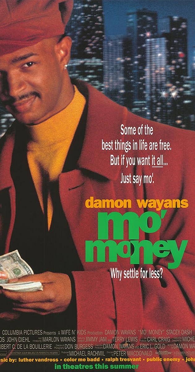 Subtitle of Mo' Money