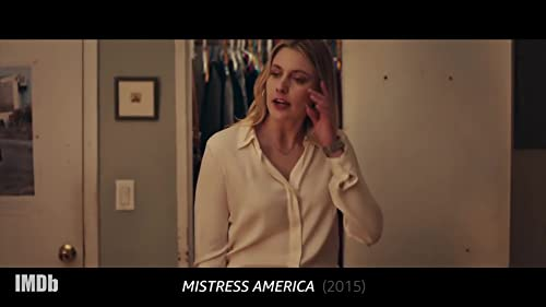 Greta Gerwig: Movie & TV Moments