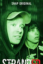 Stranded with Sam and Colby Poster